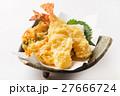 天ぷらの盛り合わせ 27666724