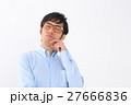男性 ミドル 怒るの写真 27666836