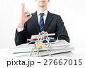 ビジネスマン、情報管理 27667015