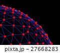 ネオン 球 球形のイラスト 27668283