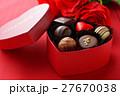 チョコレート・ギフトボックス 27670038