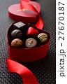 チョコレート・ギフトボックス 27670187