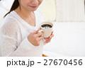 コーヒー 27670456