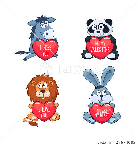 Valentine card 27674085