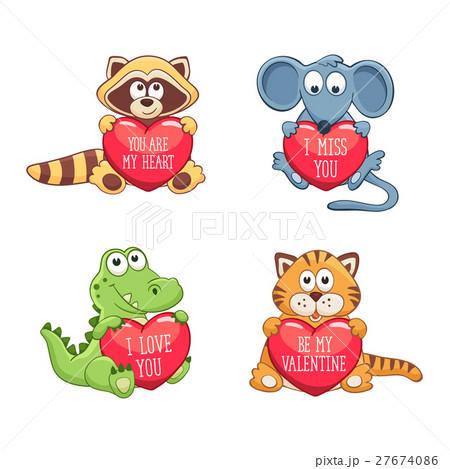 Valentine card 27674086