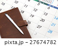 カレンダーと電卓 27674782