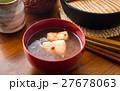 お汁粉 ぜんざい 餅 小豆 つぶ餡 おしるこ 甘味 27678063