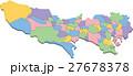 東京都 東京 地図のイラスト 27678378