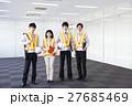 オフィス チーム 笑顔の写真 27685469