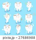 マンガ デンタル 歯科のイラスト 27686988