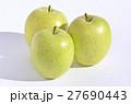 王林 りんご 青リンゴの写真 27690443