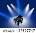 ピアノ演奏 コンサート 音楽 27697747