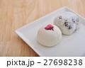 ナチュラルウッドと桜饅頭 27698238