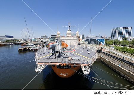 名古屋港ガーデンふ頭 南極観測船 ふじ 27698919