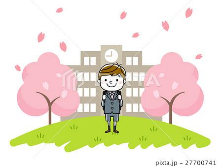 入学式イメージ:男の子 27700741