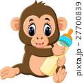 さる サル 猿のイラスト 27700839