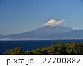 富士山 海 西伊豆の写真 27700887