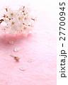 桜左・和紙Pタテ01 27700945