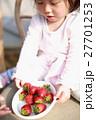 果物 苺 いちごの写真 27701253