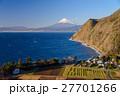 富士山 海 世界遺産の写真 27701266