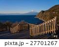 富士山 煌めきの丘 海の写真 27701267