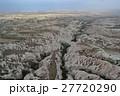 大地 カッパドキア ギョレメの写真 27720290