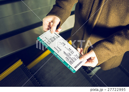 搭乗券 27722995