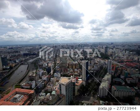 ホーチミン市内の眺望 27723944