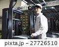 フォークリフト 運転 倉庫 工場 運輸 流通 物流 製造 ビジネス 運送 27726510