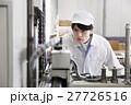 工場 作業員 従業員の写真 27726516