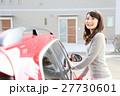 ドライブ 女性 人物の写真 27730601