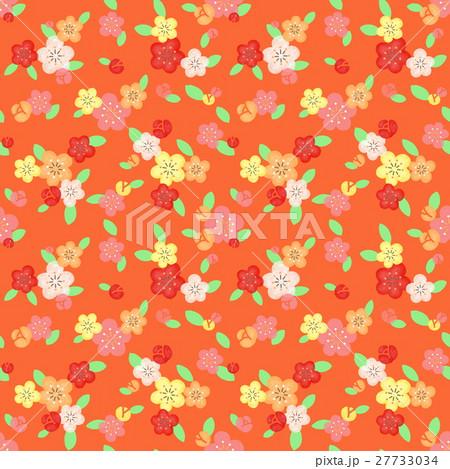 梅の花のイラストのイラスト素材 [27733034] - PIXTA