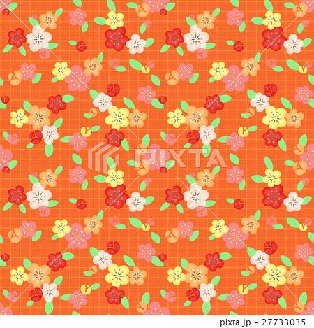 梅の花のイラストのイラスト素材 [27733035] - PIXTA