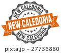 New Caledonia round ribbon seal 27736880