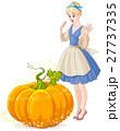 シンデレラ 魔術 魔法のイラスト 27737335