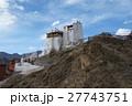 ラダック レー王宮の裏山の砦 27743751