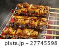 焼き鳥 串焼き 焼鳥の写真 27745598
