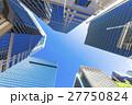 高層ビル ビル オフィスビルの写真 27750824