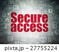 安全 コンセプト 概念のイラスト 27755224