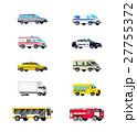 Motor Vehicles Icon Set 27755372
