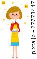 人物 主婦 女性のイラスト 27773447