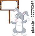 cute rabbit cartoon 27775267