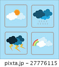 clouds icon 27776115