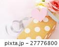 バレンタイン バレンタインデー ギフトの写真 27776800