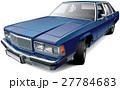 Vintage American full-size luxury sedan 27784683