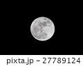 スーパームーン 27789124