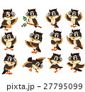 owl cartoon 27795099
