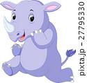 cute rhino cartoon 27795330