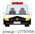 パトカー 27797056
