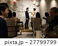 結婚式 披露宴 新郎の写真 27799799